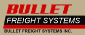 Bullet Freight Tracking