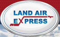 Land Air Express Tracking