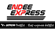 eNDee express Tracking